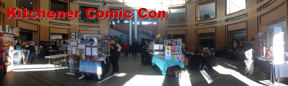 Kitchener Comic Con 2018
