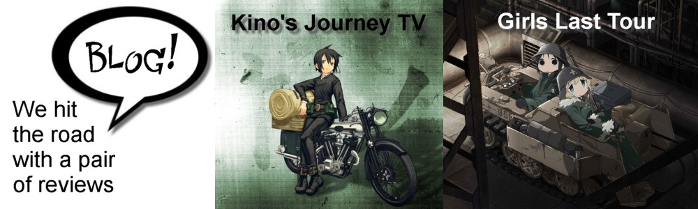 Road Trip - Kino's Journey VS Girls Last Tour